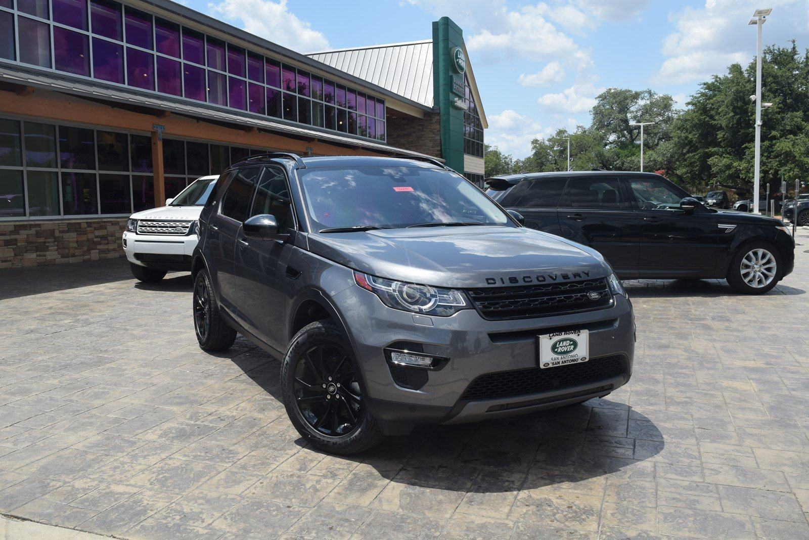 Land Rover Discovery San Antonio >> Certified Pre Owned 2018 Land Rover Discovery Sport Hse 4 Door In
