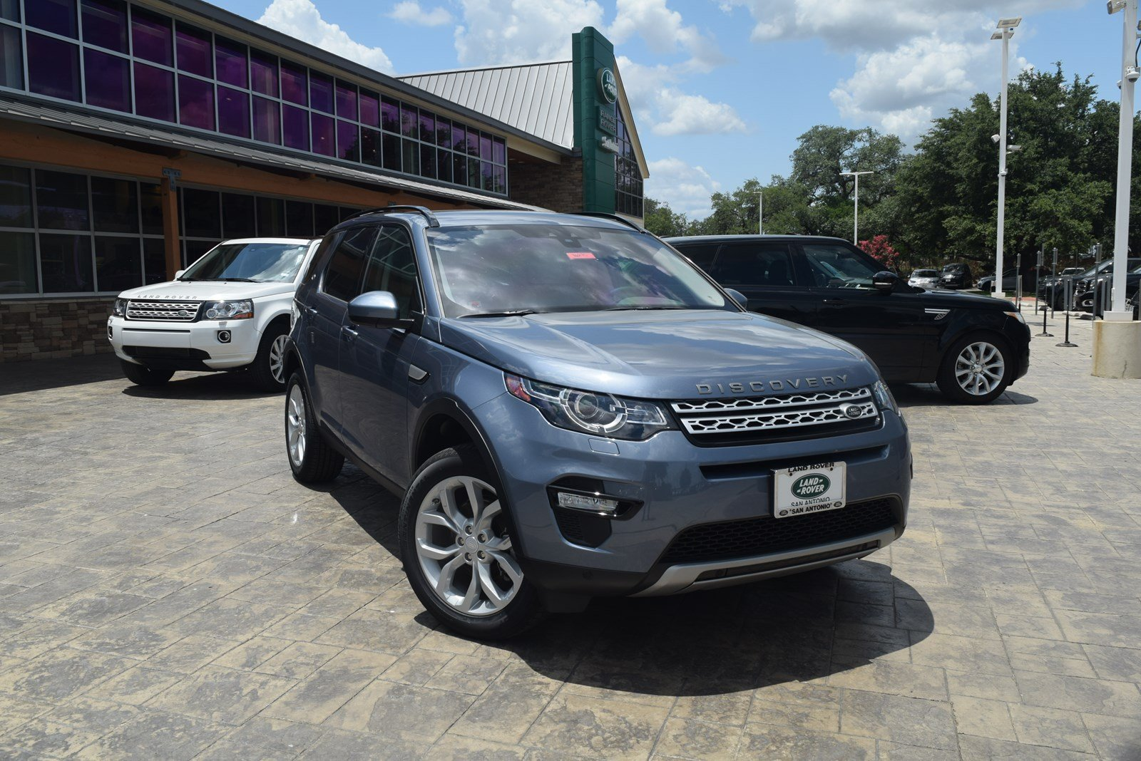 Certified Pre-Owned 2018 Land Rover Discovery Sport HSE With Navigation & 4WD