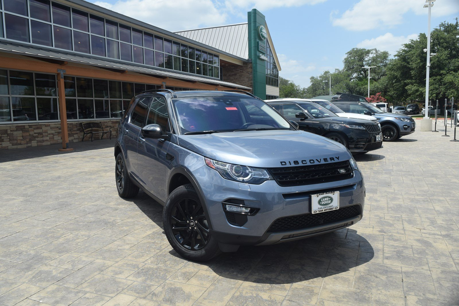 2018 Land Rover Discovery Sport HSE With Navigation & 4WD