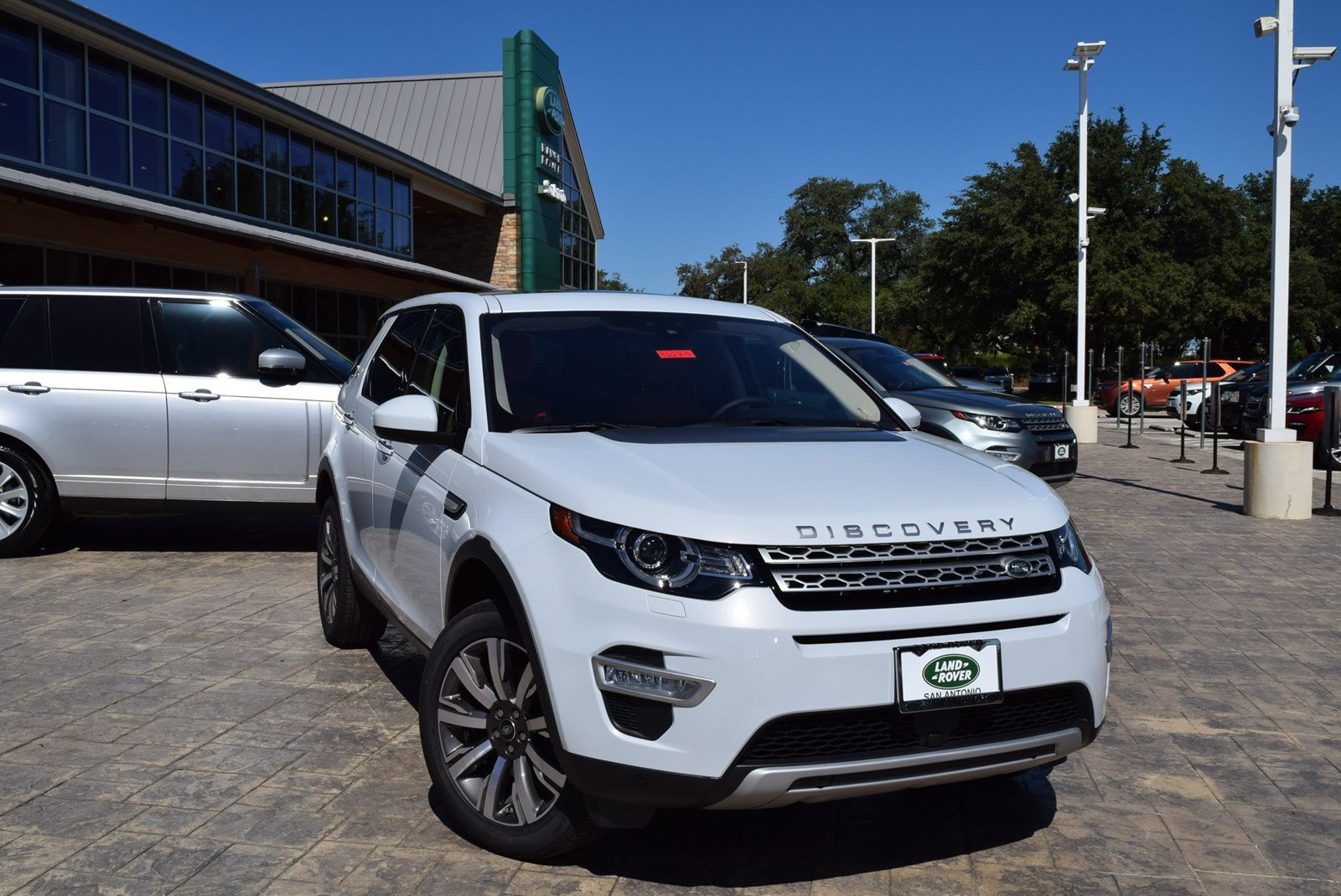 Land Rover Discovery San Antonio >> New 2019 Land Rover Discovery Sport Hse Luxury 4 Door In San Antonio