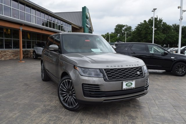 New 2019 Land Rover Range Rover Autobiography