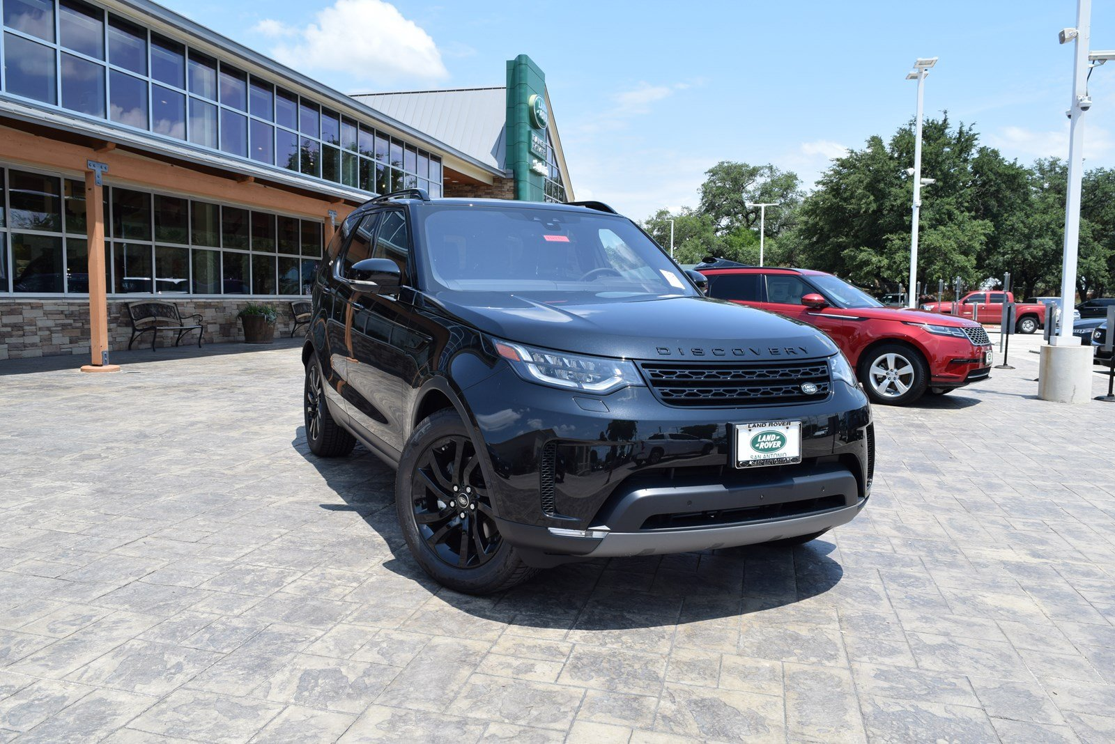 Land Rover Discovery San Antonio >> New 2018 Land Rover Discovery Hse Luxury 4 Door In San Antonio