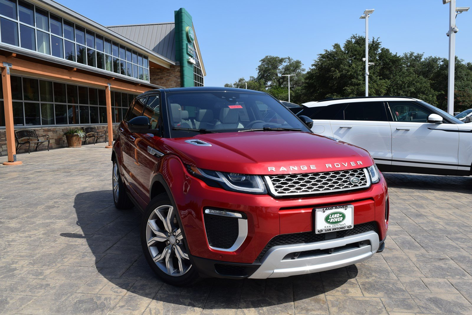 New 2018 Land Rover Range Rover Evoque Autobiography 4WD