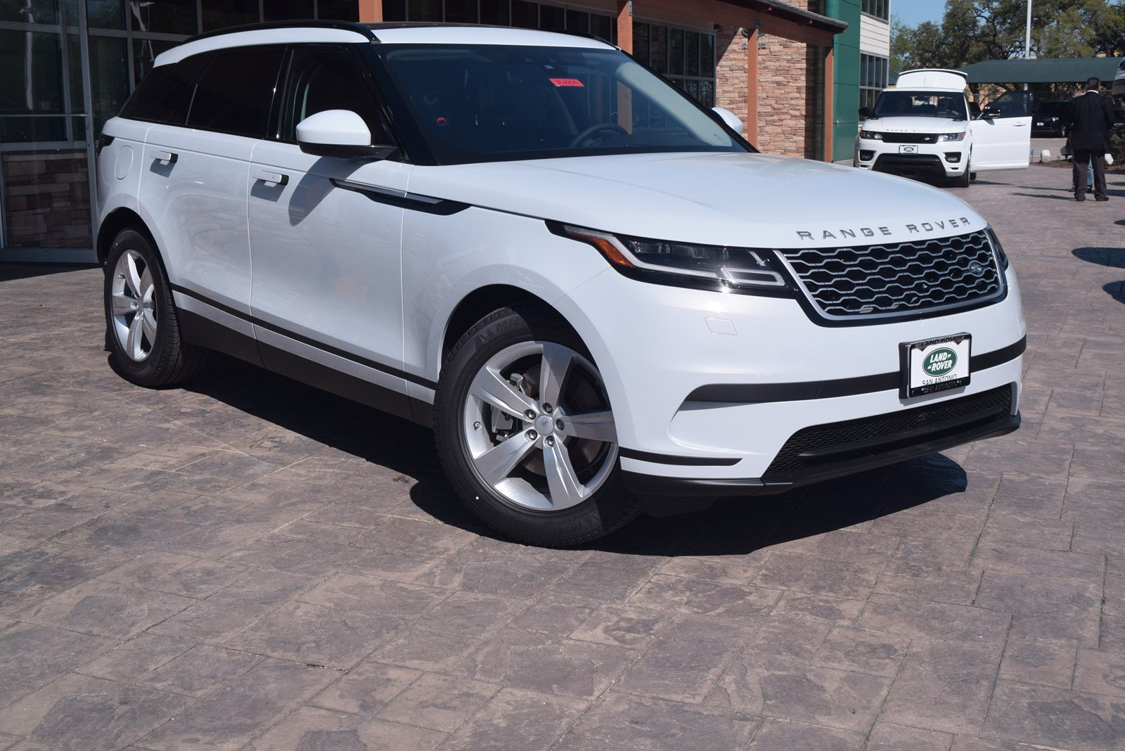 2018 Land Rover Range Rover Velar S With Navigation & 4WD