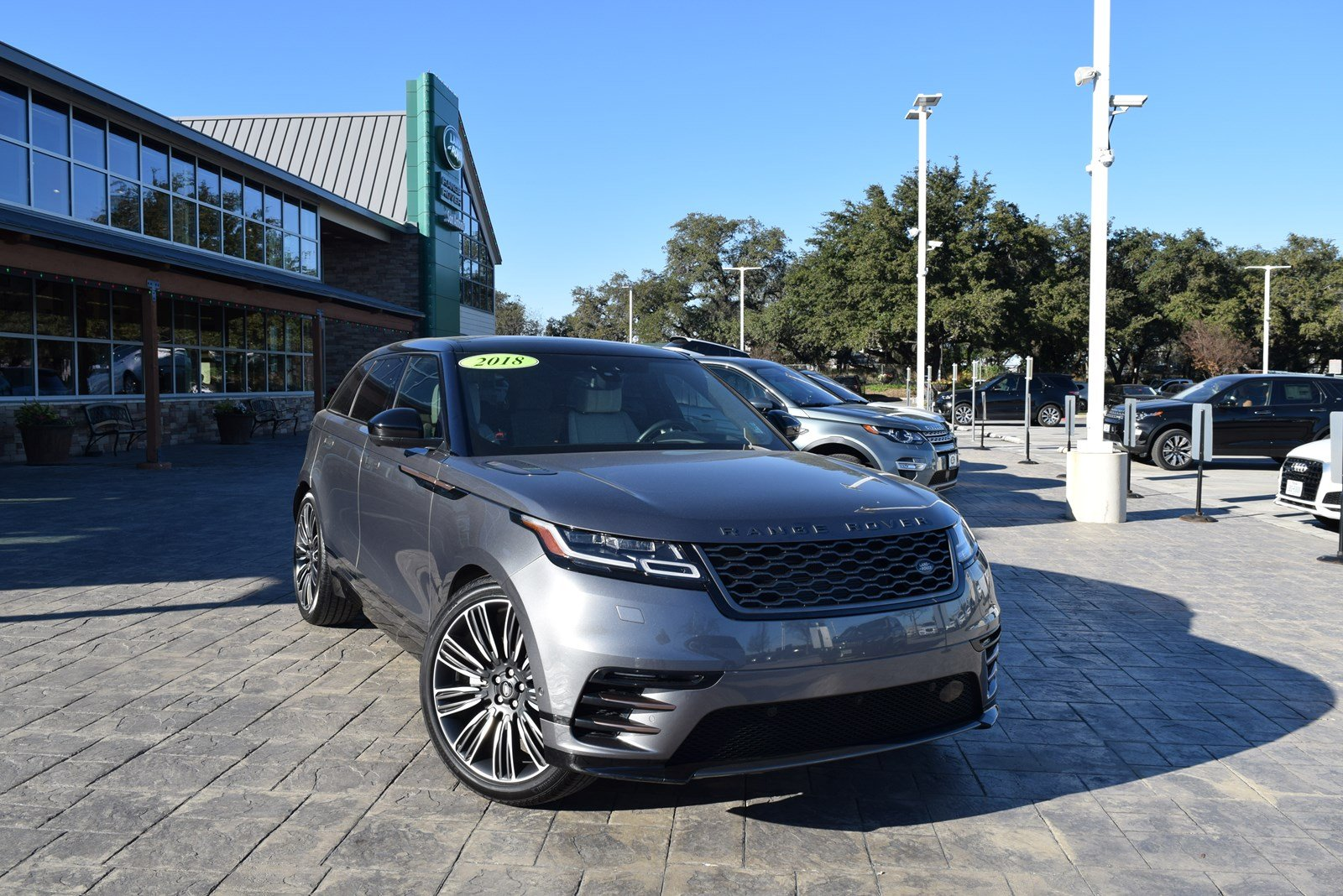 Certified Pre-Owned 2018 Land Rover Range Rover Velar First Edition