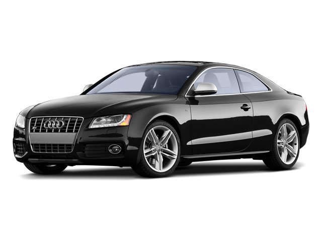 Pre-Owned 2009 Audi S5 V8 MANUAL TRANS