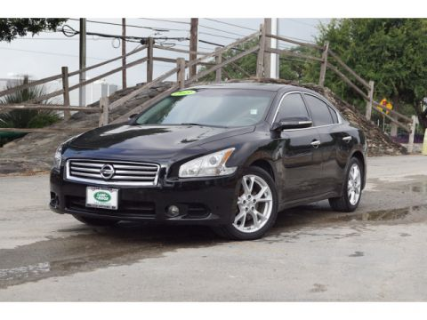 Pre-Owned 2013 Nissan Maxima 3.5 SV With Navigation