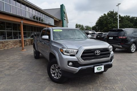Pre-Owned 2016 Toyota Tacoma SR5 long bed