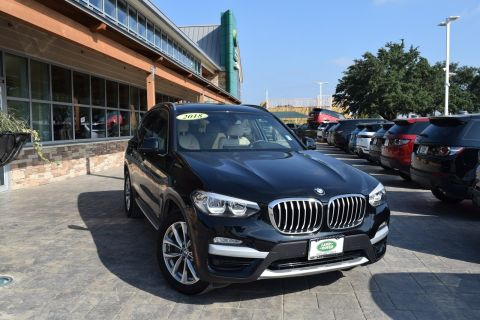 Pre-Owned 2018 BMW X3 xDrive30i With Navigation & AWD
