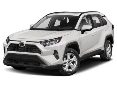 Pre-Owned 2019 Toyota RAV4 XLE Premium With Navigation