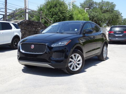 Pre-Owned 2019 Jaguar E-PACE S With Navigation & AWD