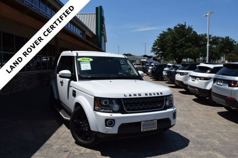 Certified Pre-Owned 2016 Land Rover LR4 HSE CERTIFIED 6YR 100K WARANTY
