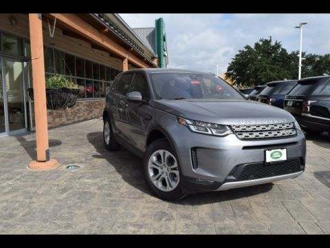 2020 Land Rover Discovery Sport Standard