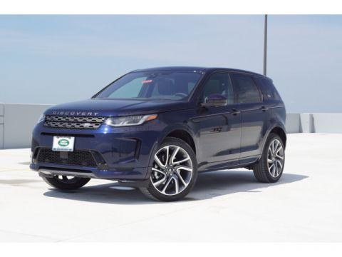 New 2020 Land Rover Discovery Sport SE With Navigation & 4WD