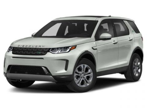 New 2020 Land Rover Discovery Sport HSE With Navigation & 4WD