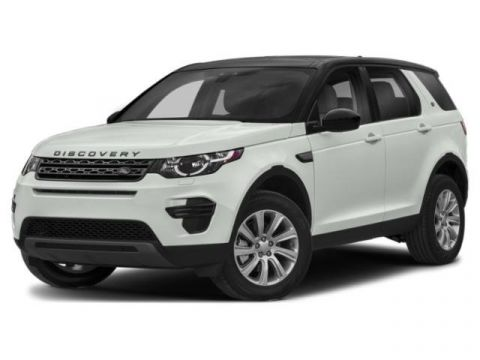 New 2019 Land Rover Discovery Sport HSE With Navigation & 4WD
