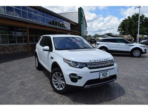 Courtesy 2019 Land Rover Discovery Sport HSE With Navigation & 4WD
