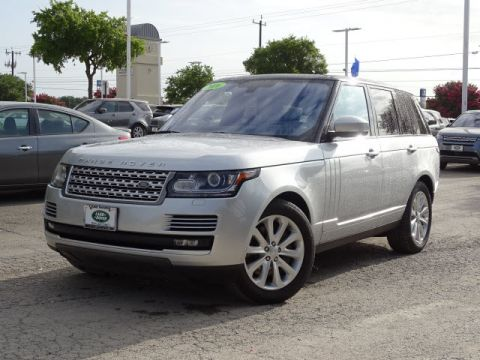 Certified Pre-Owned 2016 Land Rover Range Rover 3.0L V6 Supercharged HSE With Navigation & 4WD