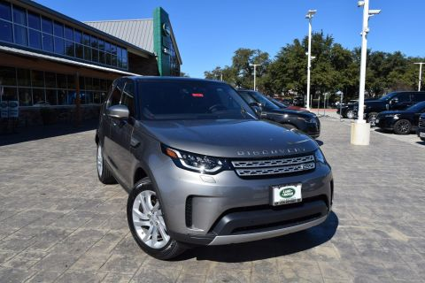 New 2019 Land Rover Discovery HSE With Navigation & 4WD