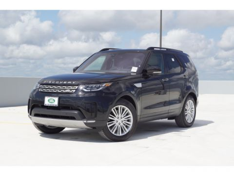 New 2020 Land Rover Discovery HSE Luxury With Navigation & 4WD