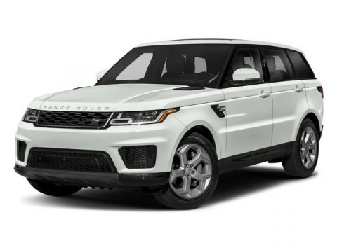 Certified Pre-Owned 2018 Land Rover Range Rover Sport SE