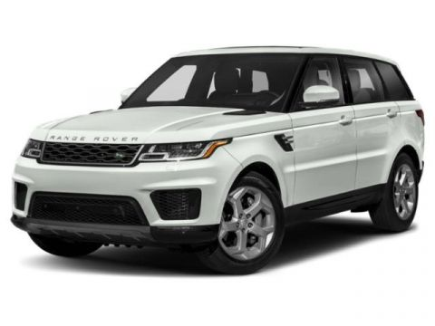 New 2020 Land Rover Range Rover Sport HSE With Navigation & 4WD