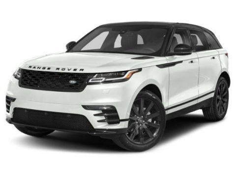 New 2020 Land Rover Range Rover Velar P250 Base With Navigation & 4WD