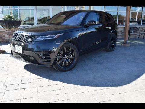 Courtesy 2020 Land Rover Range Rover Velar P340 R-Dynamic S With Navigation & 4WD