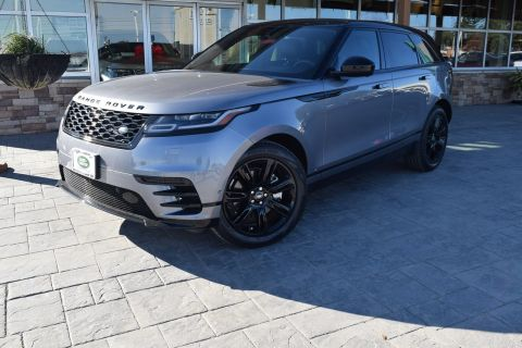New 2020 Land Rover Range Rover Velar P340 R-Dynamic S With Navigation & 4WD