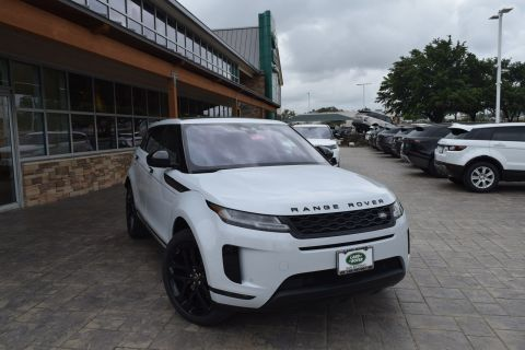 New 2020 Land Rover Range Rover Evoque S