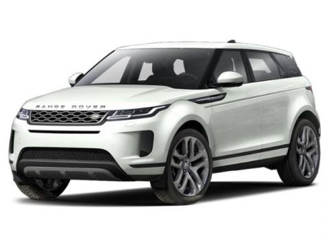 New 2020 Land Rover Range Rover Evoque S With Navigation & AWD