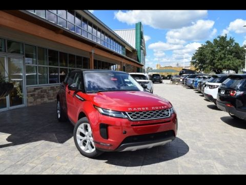 Courtesy 2020 Land Rover Range Rover Evoque SE With Navigation & AWD