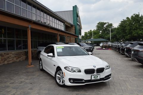 Pre-Owned 2015 BMW 5 Series 528i xDrive ALL WHEEL DRIVE